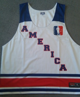 American Revolution Lacrosse Uniform
