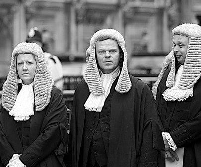 judges in wigs