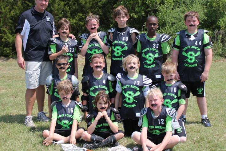youth team lacrosse lax mustaches kids moustache