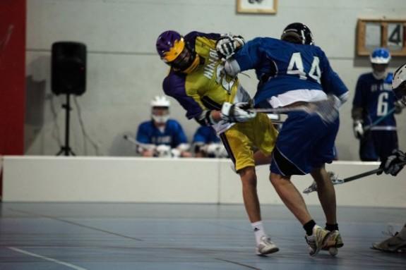 Norway Lacrosse BI LIons lax