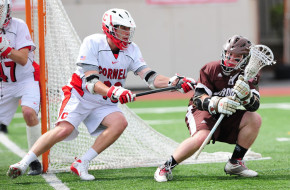 Brown Cornell lacrosse Ivy league 2010