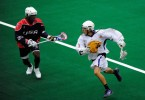 Jovan Miller box lacrosse dye job team USa lax
