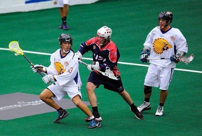 Iroquois lacrosse uniforms nike