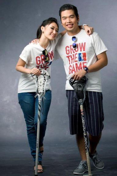Thailand Lacrosse Association Grow The Game men women