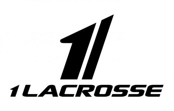 1 Lacrosse logo