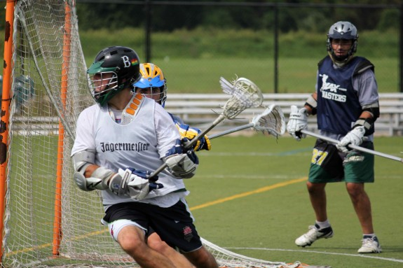 Chris Massey Lacrosse Brooklyn Brawl lax