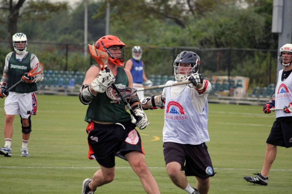 Team Jesse Jagermeister Brooklyn Brawl lacrosse lax