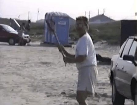 1994 old school beach lacrosse party houston texas