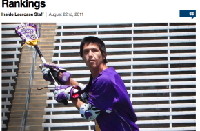 Inside Lacrosse Top 100 Freshman Thompson