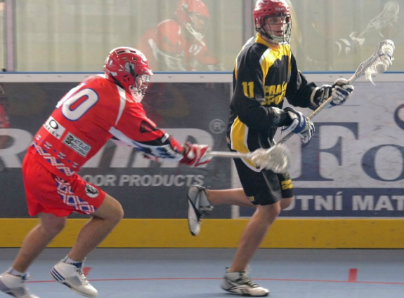 European Lacrosse League Euro box lax
