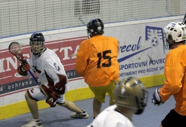 European Lacrosse League Euro box lax