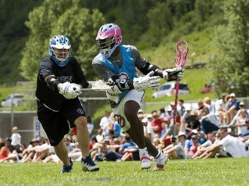 Jovan Miller Maverik Lacrosse lax Vail 2010
