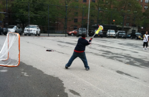 Lacrosse in Brooklyn