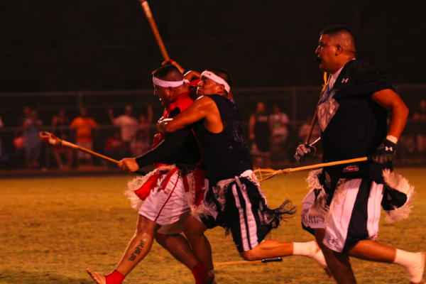choctaw stickball championships