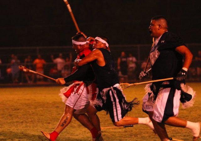 choctaw stickball championships