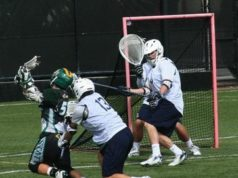 BYU Adams State fall ball lacrosse scrimmage