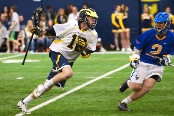 Trevor Yealey Michigan Lacrosse