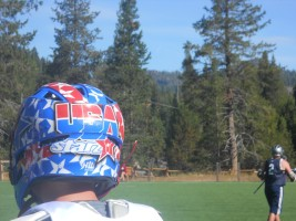 Starz helmet Shot