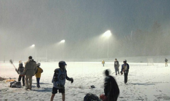 dave campbell snow lacrosse