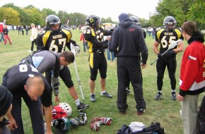 ladronka football lacrosse american sports lax clinic Czech