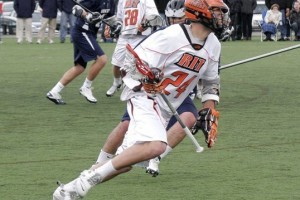 jordan macintosh 24 RIT lacrosse lax
