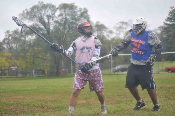 Morgan State Lacrosse Coast Guard