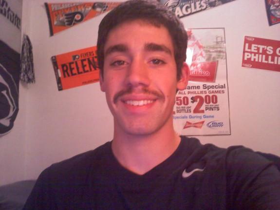 jimmy mustache