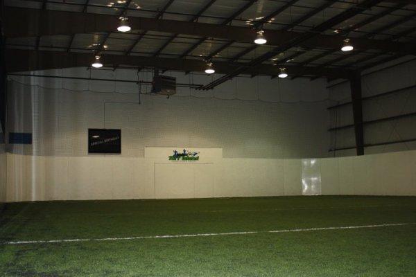 Turf Island Oilers long island lacrosse box