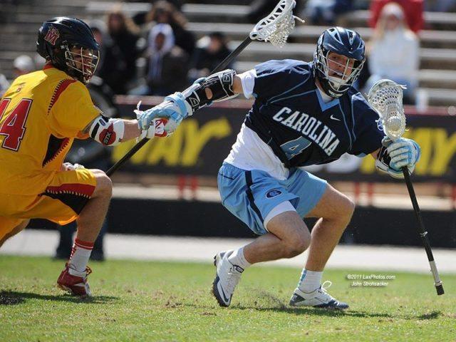 Brett Schmidt Billy Bitter lacrosse