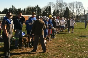 Springfield Alumni Game lacrosse thanksgiving