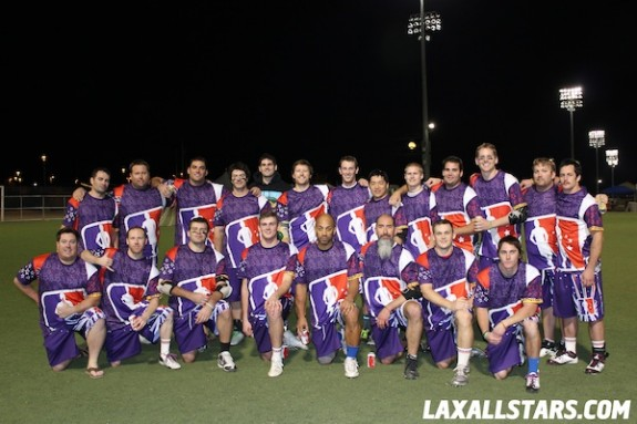 Las Vegas Lacrosse Showcase - Bigfoot Lax All Stars