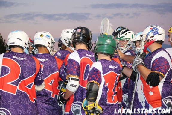 Las Vegas Lacrosse Showcase - Bigfoot LAS vs. Salt Shakerz 3