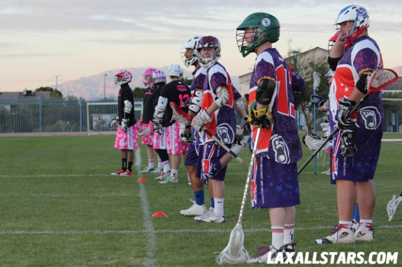 Las Vegas Lacrosse Showcase - Bigfoot LAS vs. Salt Shakerz 7