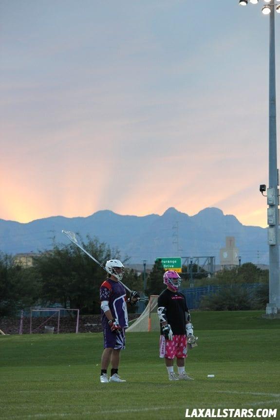 Las Vegas Lacrosse Showcase - Bigfoot LAS vs. Salt Shakerz Sunset 1
