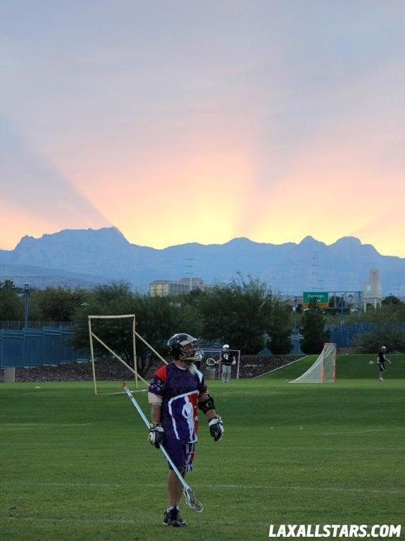 Las Vegas Lacrosse Showcase - Bigfoot LAS vs. Salt Shakerz Sunset 2