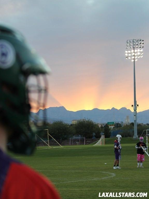 Las Vegas Lacrosse Showcase - Bigfoot LAS vs. Salt Shakerz Sunset 3