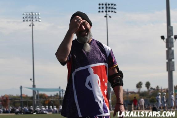 Las Vegas Lacrosse Showcase - LAS vs. South Bay 1