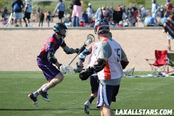 Las Vegas Lacrosse Showcase - LAS vs. South Bay 3