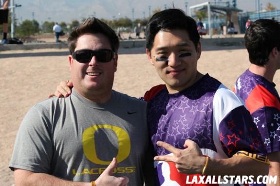 Las Vegas Lacrosse Showcase - LAS vs. South Bay 4