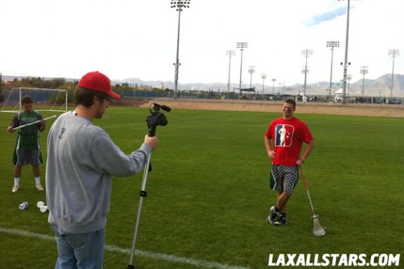 Las Vegas Lacrosse Showcase - Zack Greer LAS
