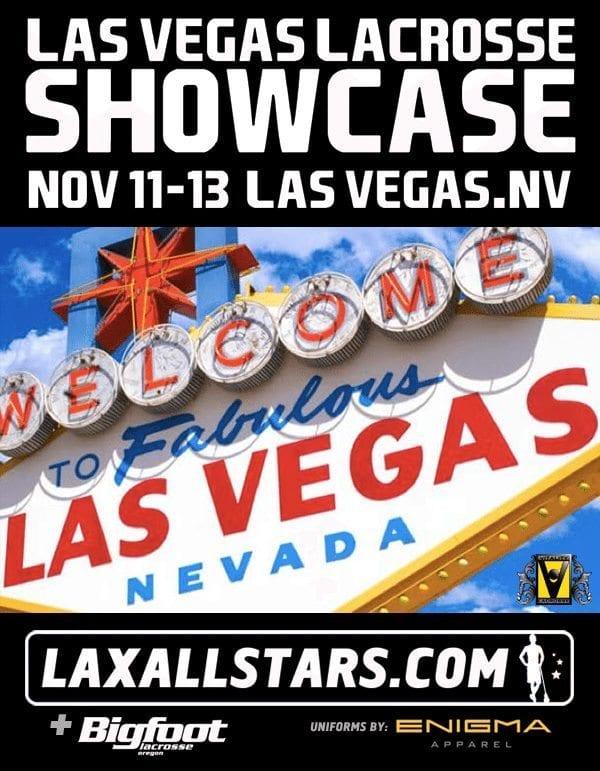 Las Vegas Lacrosse Showcase, November 11-13