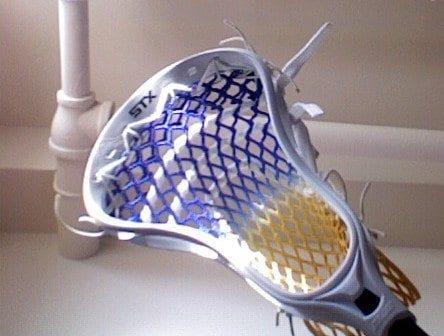 STX Stallion East Coast Dyes waxed mesh dyed