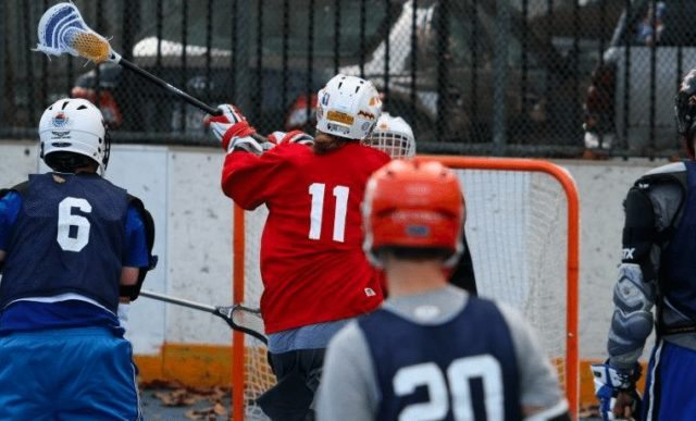 LaxALlStars.com box lacrosse nyc