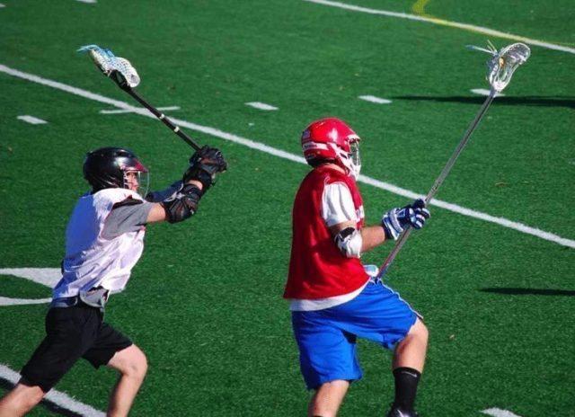 Mercersburg Academy lacrosse Dickinson lax showcase