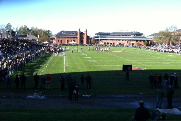 Wesleyan CT Football NESCAC