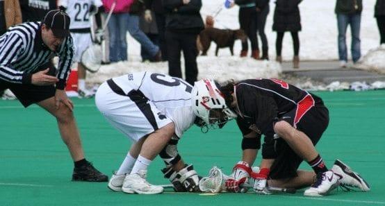 Wesleyan Bowdoin Lacrosse