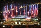 Mile High Stadium Fireworks