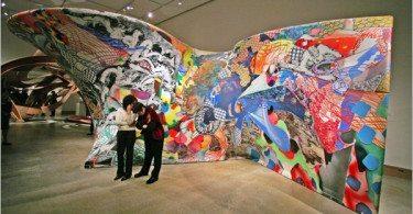 Frank Stella artist