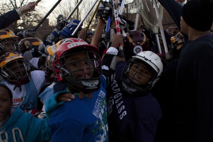 Connor Martin FDA Harlem Lacrosse