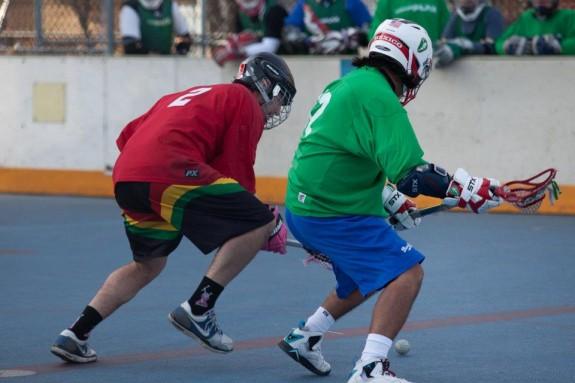 NYC Box Lacrosse LaxAllStars.com Brooklyn